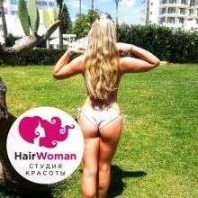 Хочешь шикарно выглядеть, благодаря ошеломительной шевелюре?! Тогда тебе нужно в ⭐HairWoman!⭐ Все ещё переживаешь, как волосы поведут себя на отдыхе? Самое главное - правильный подбор по структуре. Профессиональные мастера HairWoman подберут идеальные волосы, которые будут только радовать!!! Все просто - если наращивание волос, то HairWoman!